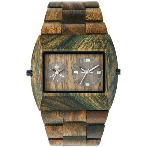 Wooden Watch WeWood - Jupiter Army - WeWood Swiss - Christmas Gifts - Cadeaux Noel - The best Swiss online department store!