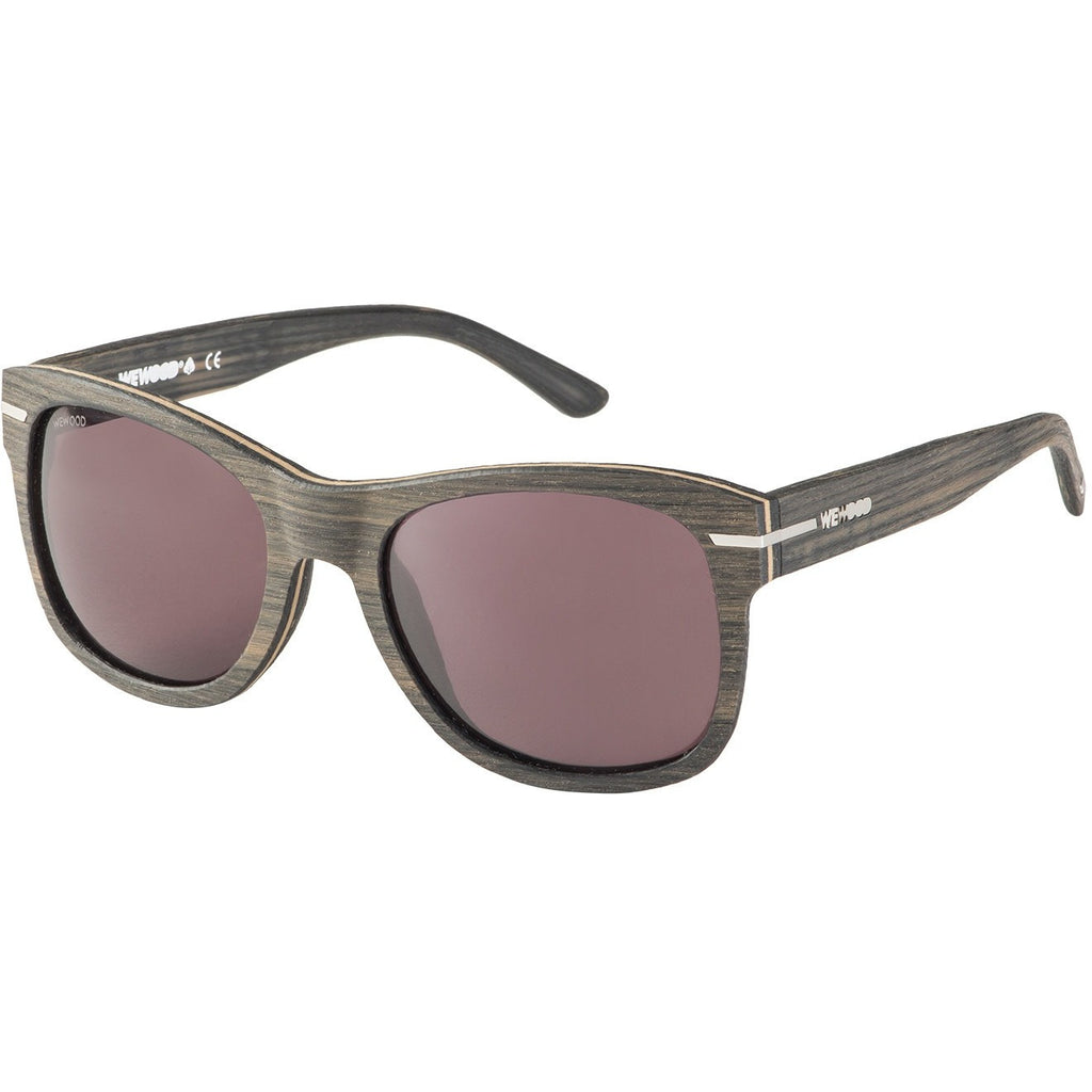 Sunglasses WeWood - Crux Iroko Crema Polarized - WeWood Swiss - Free delivery - Gifts - The best Swiss online department store!