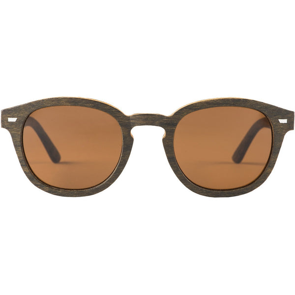 Sunglasses WeWood - Ted Wenge/Arancio Polarized - WeWood Swiss - Christmas Gifts - Cadeaux Noel - The best Swiss online department store!