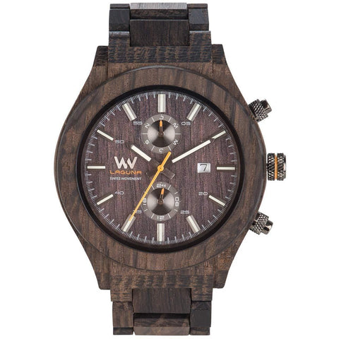 Wooden Watch WeWood - Laguna - WeWood Swiss - Christmas Gifts - Cadeaux Noel - The best Swiss online department store!