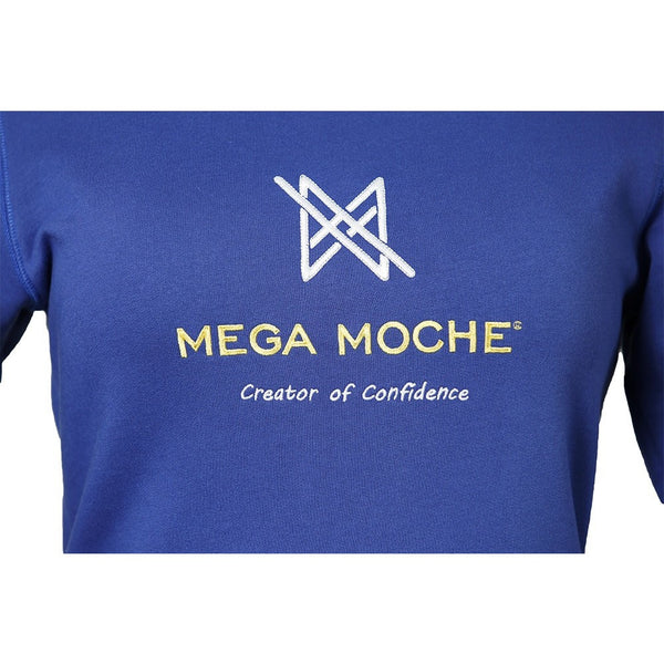 Mega Moche Hoodie - Blue Confidence - Mega Moche - Free delivery - Gifts - The best Swiss online department store!