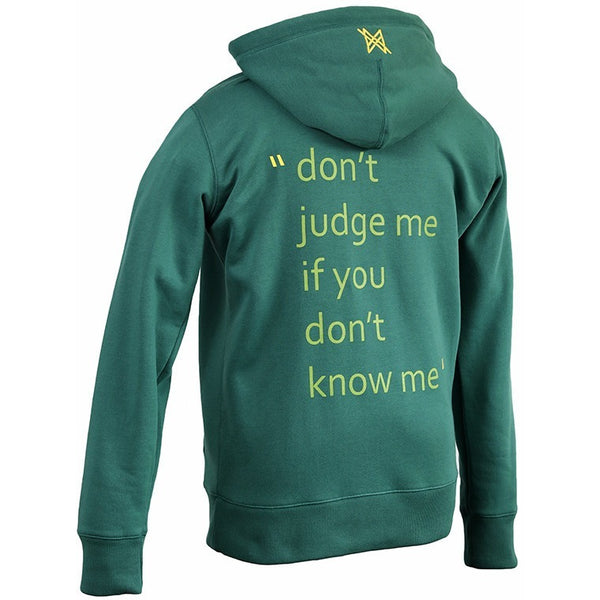 Mega Moche Hoodie - Don't Judge - Mega Moche - Christmas Gifts - Cadeaux Noel - The best Swiss online department store!