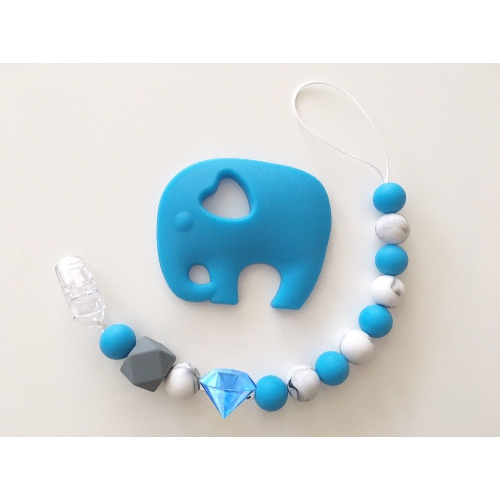 Attaché Pour Dentition - Baby Love - Christmas Gifts - Cadeaux Noel - The best Swiss online department store!