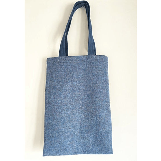 Blue Tote Bag - Sustainable Design - Chiinchiin - Christmas Gifts - Cadeaux Noel - The best Swiss online department store!
