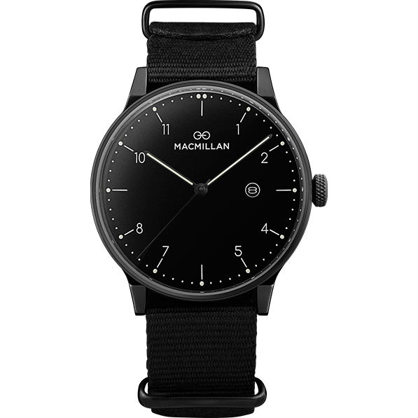 Macmillan Watches - Blacksmith - Macmillan Watches - Christmas Gifts - Cadeaux Noel - The best Swiss online department store!