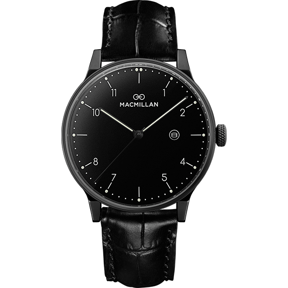Macmillan Watches - Blacksmith - Macmillan Watches - Free delivery - Gifts - The best Swiss online department store!