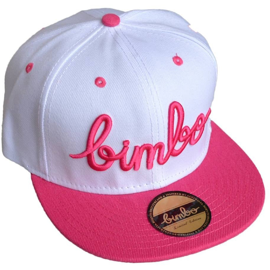 Snapback - Bimbo clothing - Christmas Gifts - Cadeaux Noel - The best Swiss online department store!