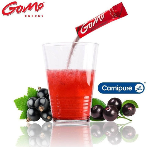 GoMo ENERGY Intense Vitality (25 Singleservings) - GoMo ENERGY - Christmas Gifts - Cadeaux Noel - The best Swiss online department store!