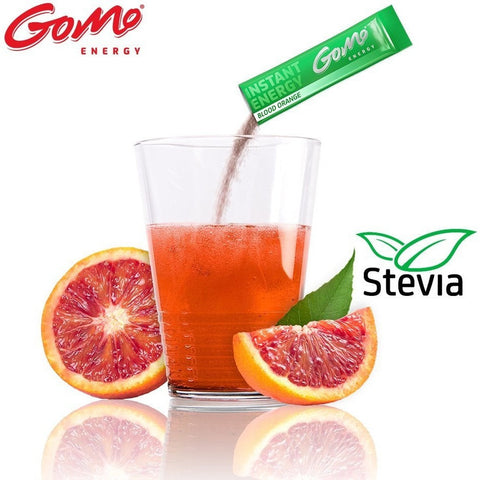 GoMo ENERGY Blood Orange(30 Singleservings) - GoMo ENERGY - Christmas Gifts - Cadeaux Noel - The best Swiss online department store!