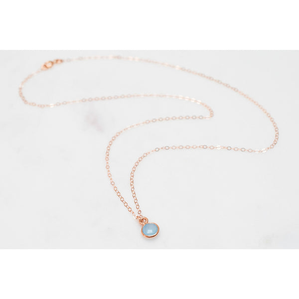 Little Gemmie Necklace - NKdesigns - Christmas Gifts - Cadeaux Noel - The best Swiss online department store!