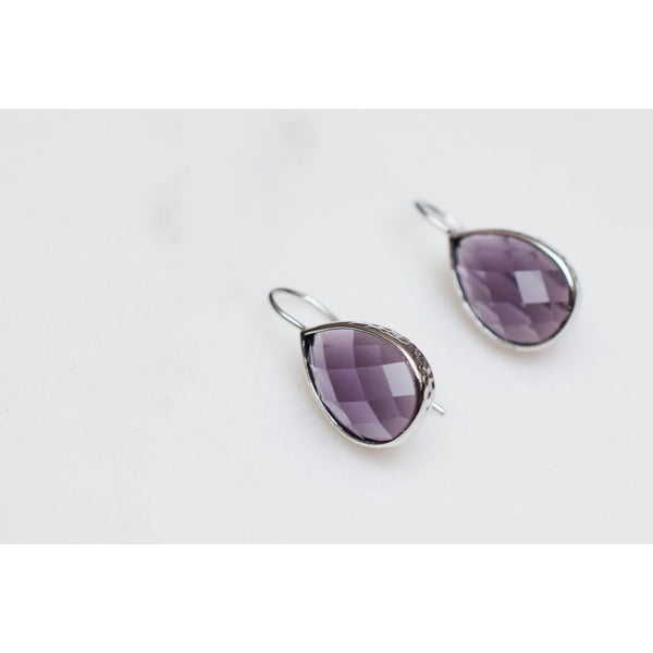 Drop Earring (silber) - NKdesigns - Free delivery - Gifts - The best Swiss online department store!