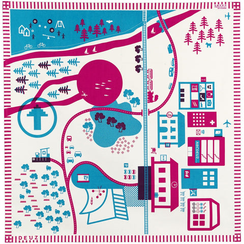 The Playmat - Town - TAPIKID - Kiddies Selection - Christmas Gifts - Cadeaux Noel - The best Swiss online department store!