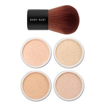 Lily Lolo Mineral Foundation Starter Set - Light Medium - Lily Lolo Schweiz - Christmas Gifts - Cadeaux Noel - The best Swiss online department store!