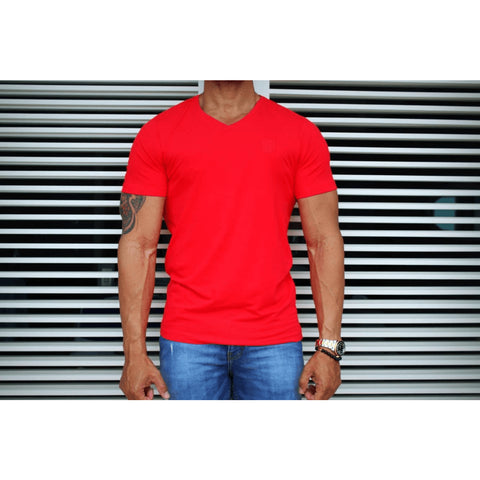 Robeaux  T Shirt Red - Robeaux Switzerland - Christmas Gifts - Cadeaux Noel - The best Swiss online department store!