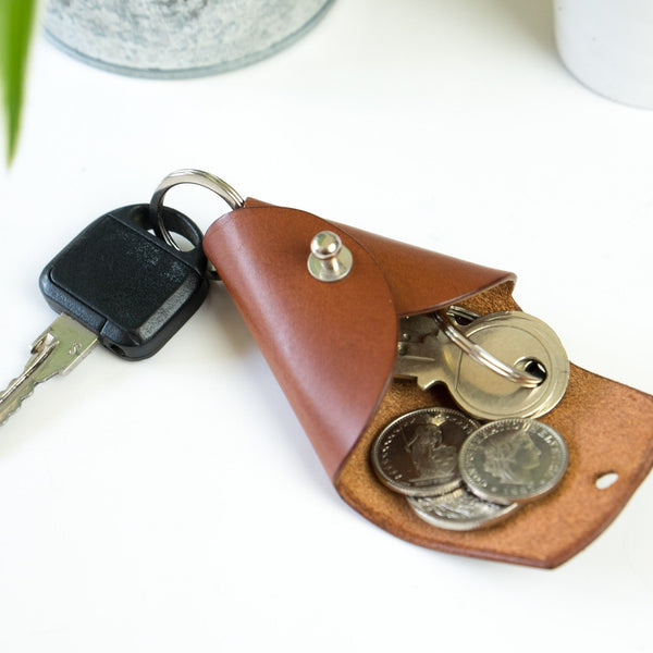 'ACE' COIN PURSE & KEY CHAIN - Vicus Pelle - Christmas Gifts - Cadeaux Noel - The best Swiss online department store!