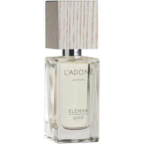 L'ADONÉ parfums - ELENYA gold - Eau de Parfum unisex - Created in Zürich - Made in Grasse - L'ADONÉ parfums - Christmas Gifts - Cadeaux Noel - The best Swiss online department store!