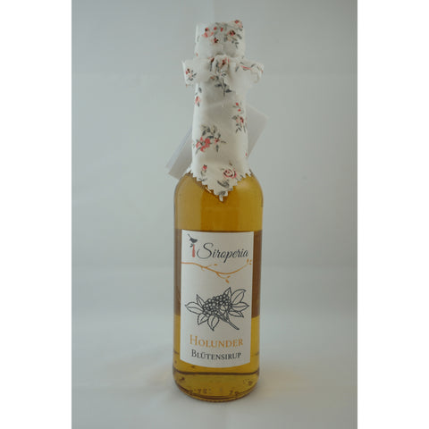 Holunderblüten Sirup - Siroperia - Christmas Gifts - Cadeaux Noel - The best Swiss online department store!
