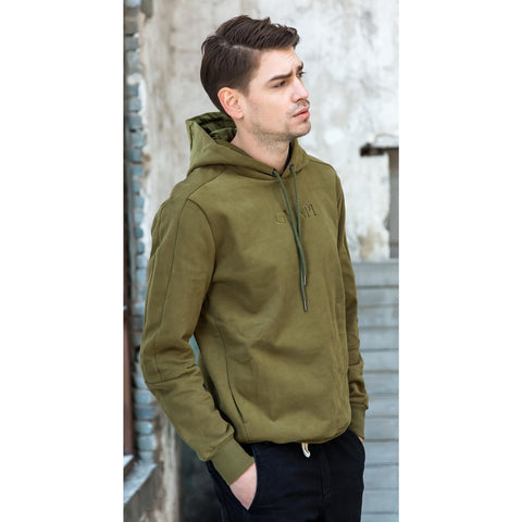 Juniper Green Hoodie - Guapi Clothing - Christmas Gifts - Cadeaux Noel - The best Swiss online department store!
