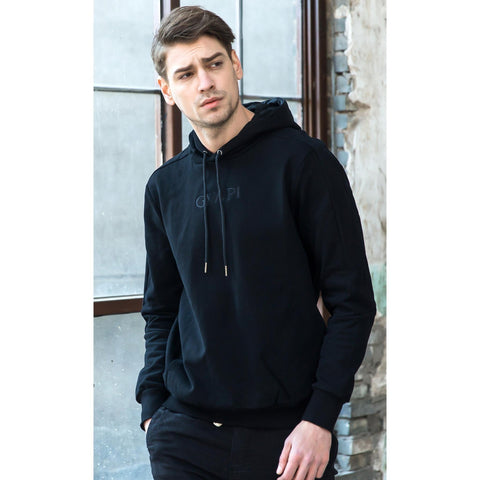 Onyx Black Hoodie - Guapi Clothing - Christmas Gifts - Cadeaux Noel - The best Swiss online department store!