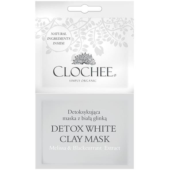 Detox white clay mask - Clochee Organic - Christmas Gifts - Cadeaux Noel - The best Swiss online department store!