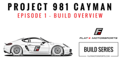 Project 981 Cayman - Build Series (Overview)