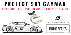 Project 981 Cayman - IPD Plenum (Episode 7)