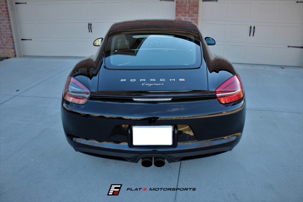Project 981 Cayman - GTS Tail Lights (Extra)