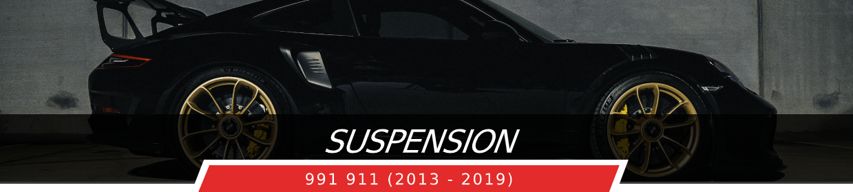 991 Suspension