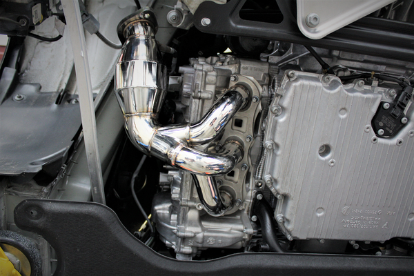 Agency Power Headers 981 Cayman