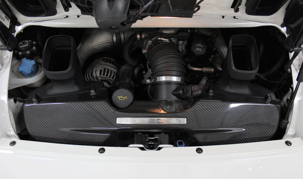 X51 (997 Carrera S) Air Box