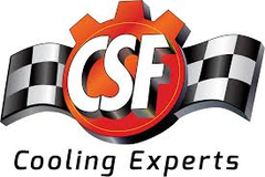 CSF Radiators Logo - Porsche
