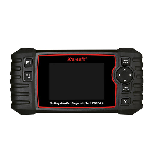 iCarsoft - POR V2.0 Oil Service Reset & Multi System Diagnostic Tool (997 911)