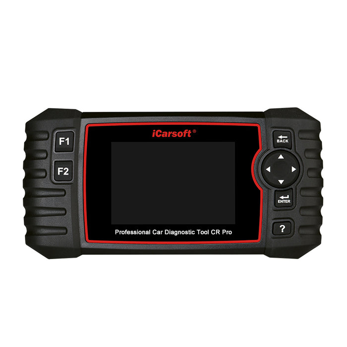 iCarsoft - CR Pro Oil Service Reset & Multi System Diagnostic Tool