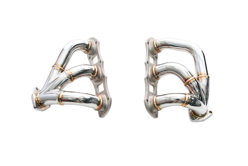iPE Headers (997.2 Turbo) - Flat 6 Motorsports - Porsche Aftermarket Specialists