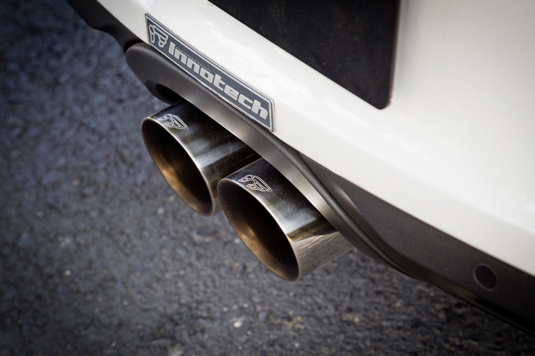 iPE Valvetronic Exhaust System (Cayman / Boxster 981) - Flat 6 Motorsports - Porsche Aftermarket Specialists