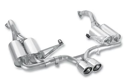 Borla S-Type Catback Exhaust System (Cayman / Boxster 987.2)