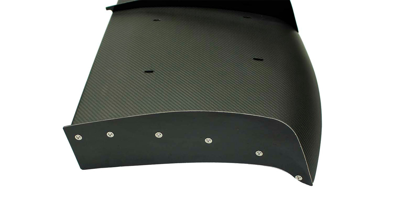 Verus Engineering - Carbon Fiber Rear Diffuser (987 Cayman)