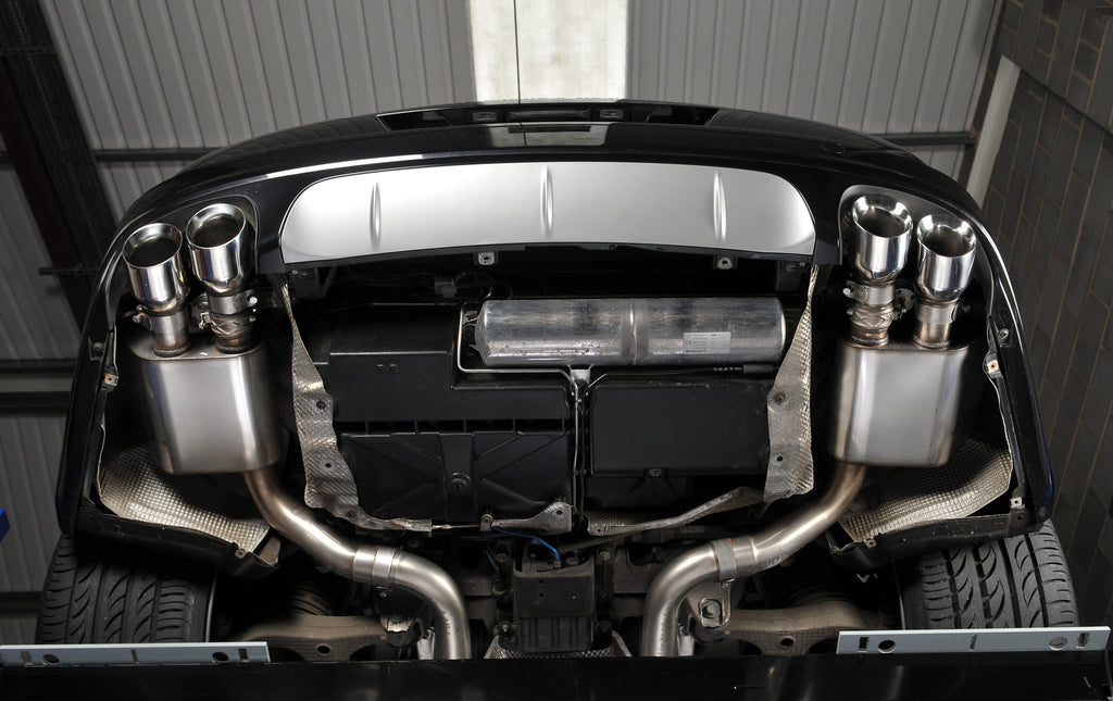Milltek Cat-Back Exhaust System (Panamera Turbo)