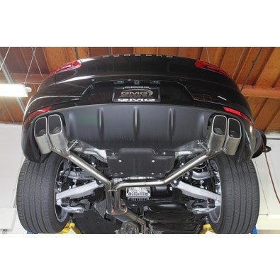 GMG Sport Exhaust System (Macan Turbo) - Flat 6 Motorsports - Porsche Aftermarket Specialists