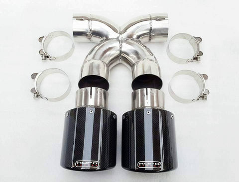 Kuro Carbon Exhaust Tips (987 / 981)