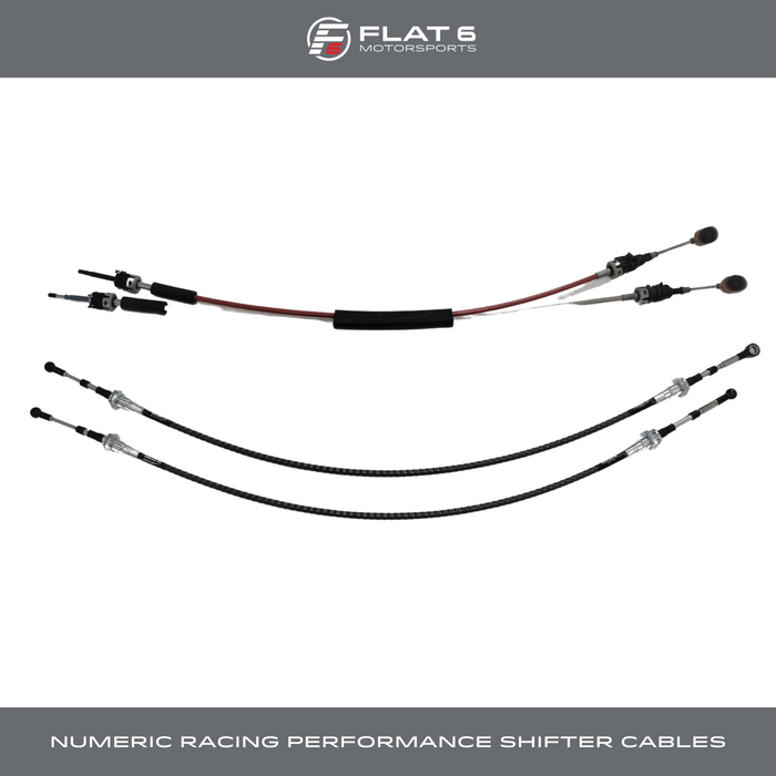 Numeric Racing Performance Shifter Cables (718)