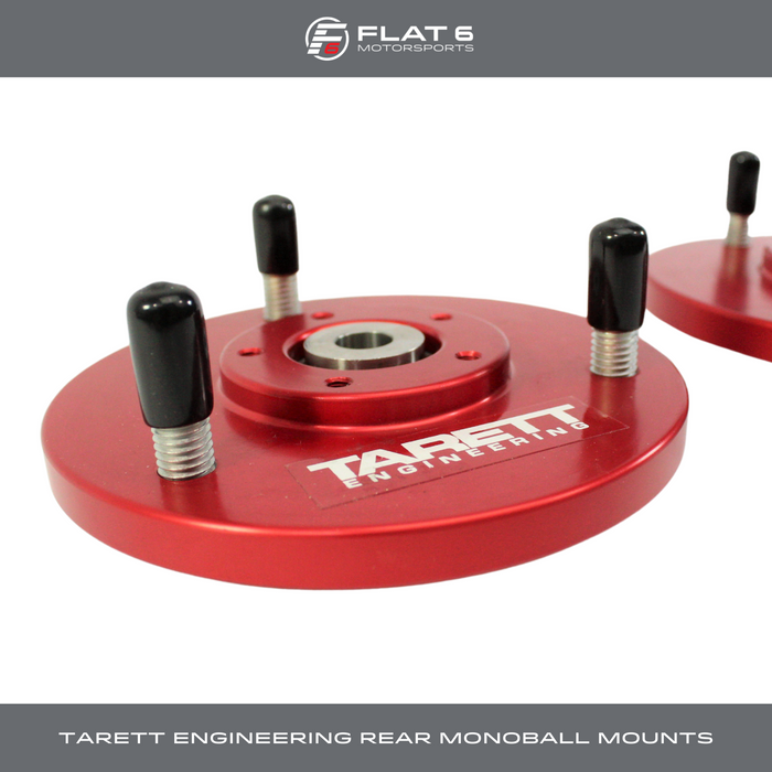 Tarett Engineering Rear Monoball Shock Mounts (997)