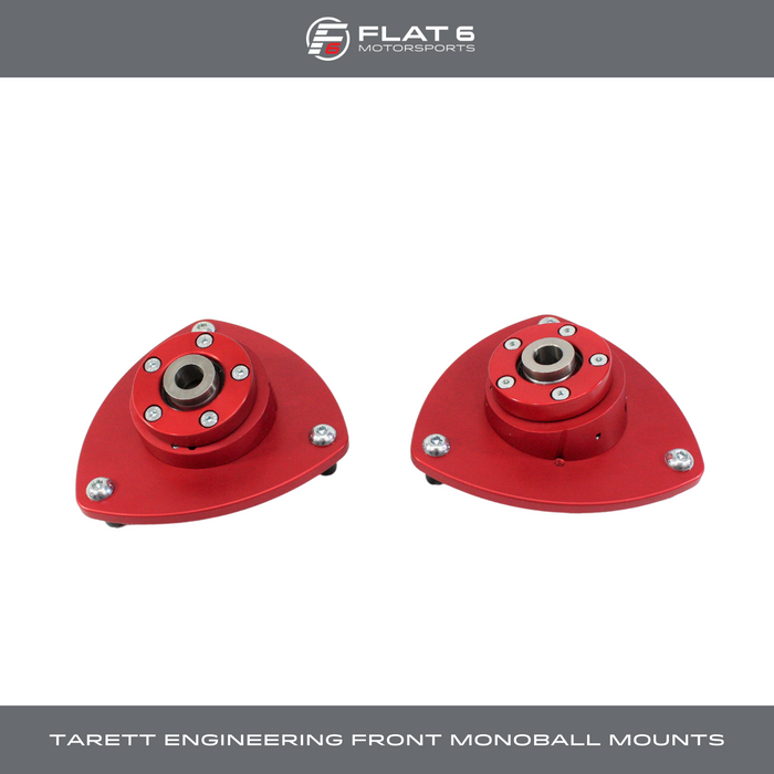 Tarett Engineering Front Monoball Camber Plates (996)