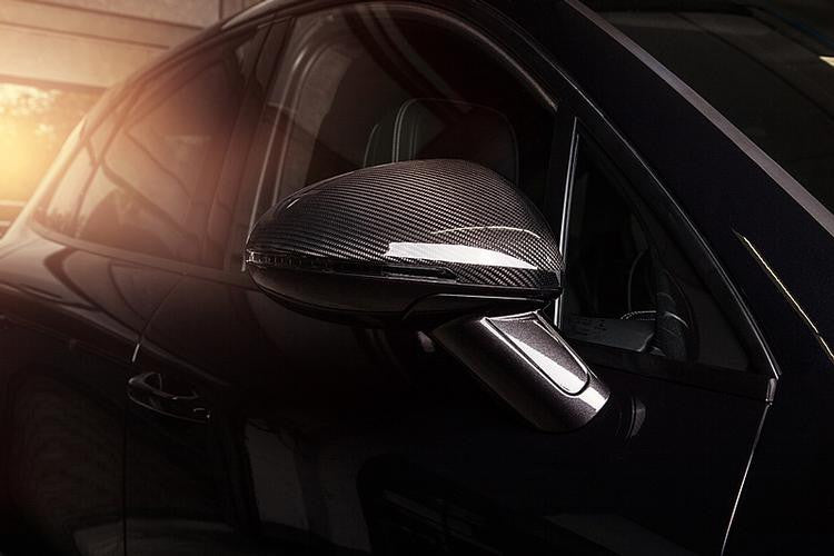 TechArt Front Carbon Mirrors (Macan)