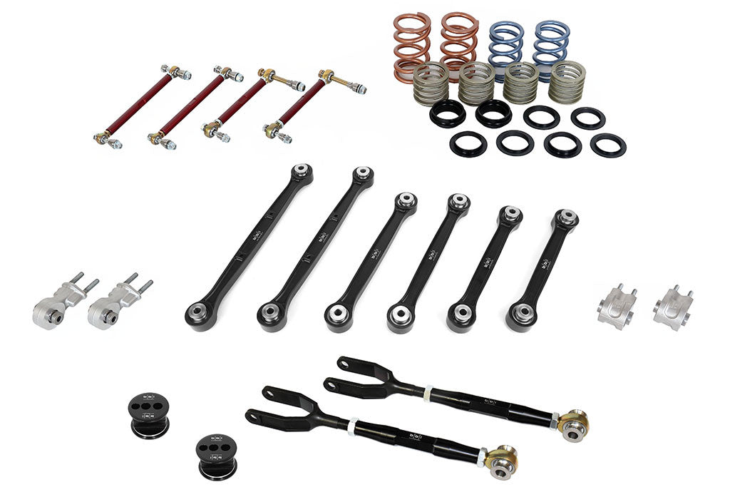 BBI Autosport StreetCup Suspension Upgrade Package (991 GT3)