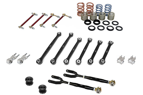 BBI Autosport StreetCup Suspension Upgrade Package (991 GT3) - Flat 6 Motorsports - Porsche Aftermarket Specialists