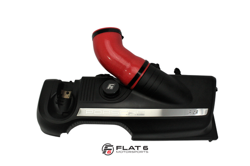 Flat 6 Motorsports - Cold Air Intake Elbow Kit (997.1 Carrera / S)