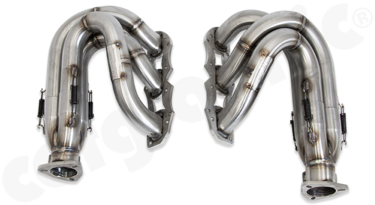 Cargraphic Longtube Race Manifold Set (997.2 Carrera)