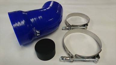 Top Speed Pro 1 Silicone Intake Tube (996 Carrera / C4S)