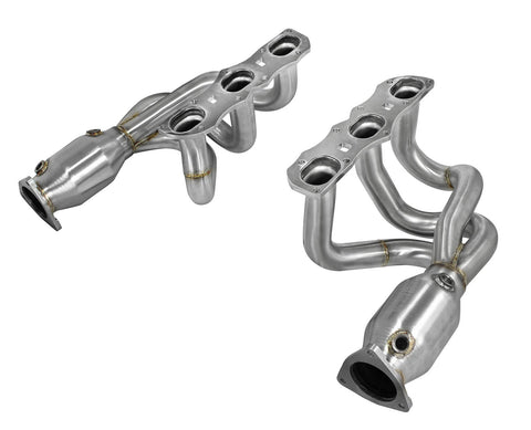 aFe Twisted Steel Headers (Carrera S 991)